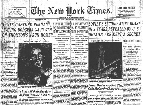 New York Times 4.10.51.