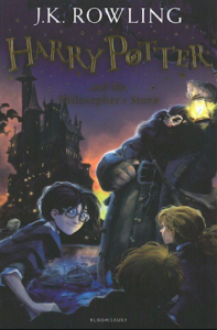 J. K. Rowling: Harry Potter and the Philosopher's Stone (1997)