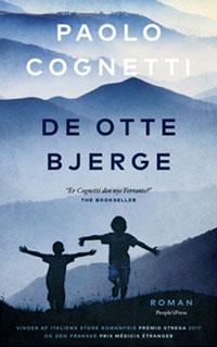 Paolo Cognetti: De otte bjerge (2016)