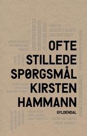 Kirsten Hammann: Ofte stillede spørgsmål (2017)