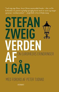 Stefan Zweig: Verden af i går (1942)